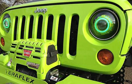 2013 Jeep Rubicon HEMI Gecko Green | Total Auto Pros