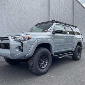 2021 Toyota 4Runner Cement