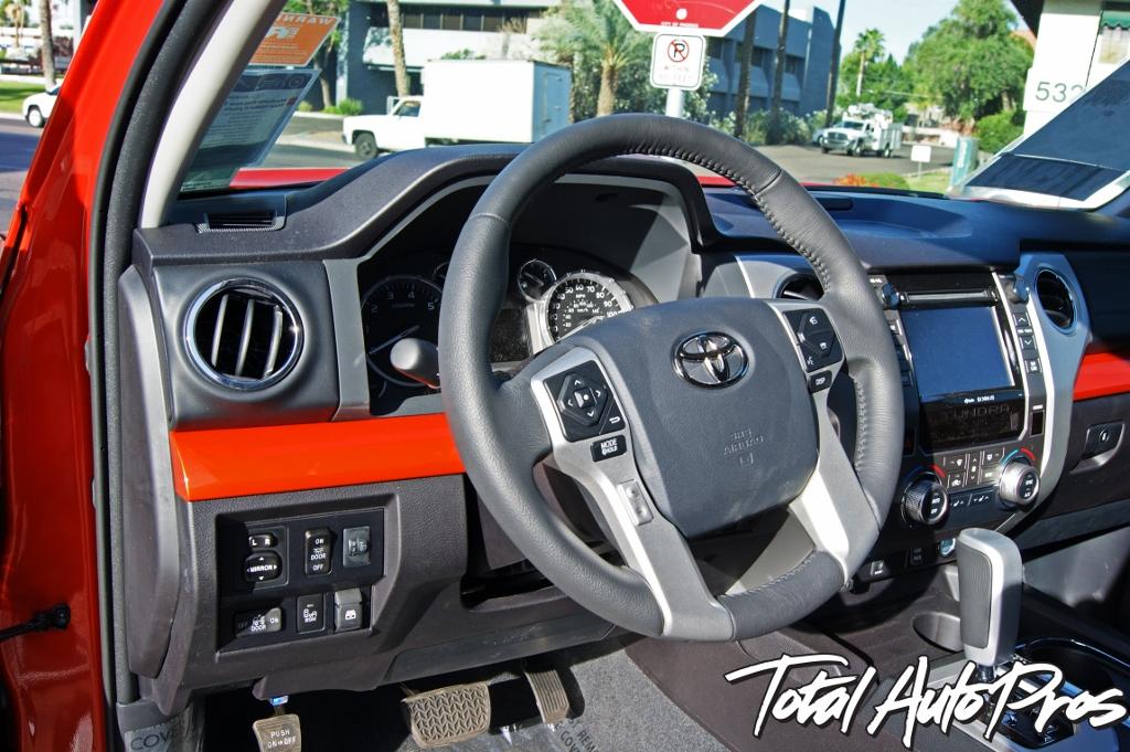 2016 Toyota Tundra Inferno