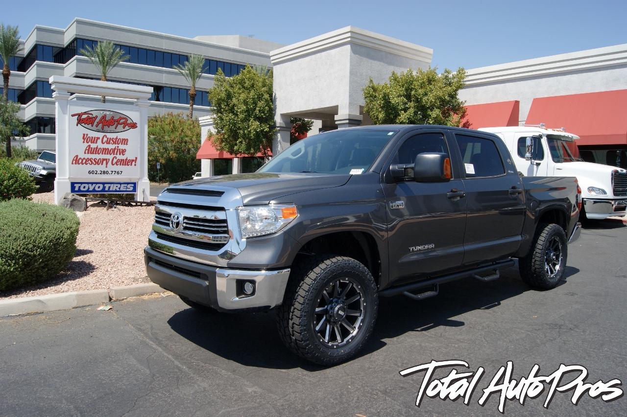 2016 Toyota Tundra Magnetic Gray Metallic