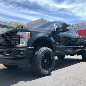 2019 Ford F250 Platinum