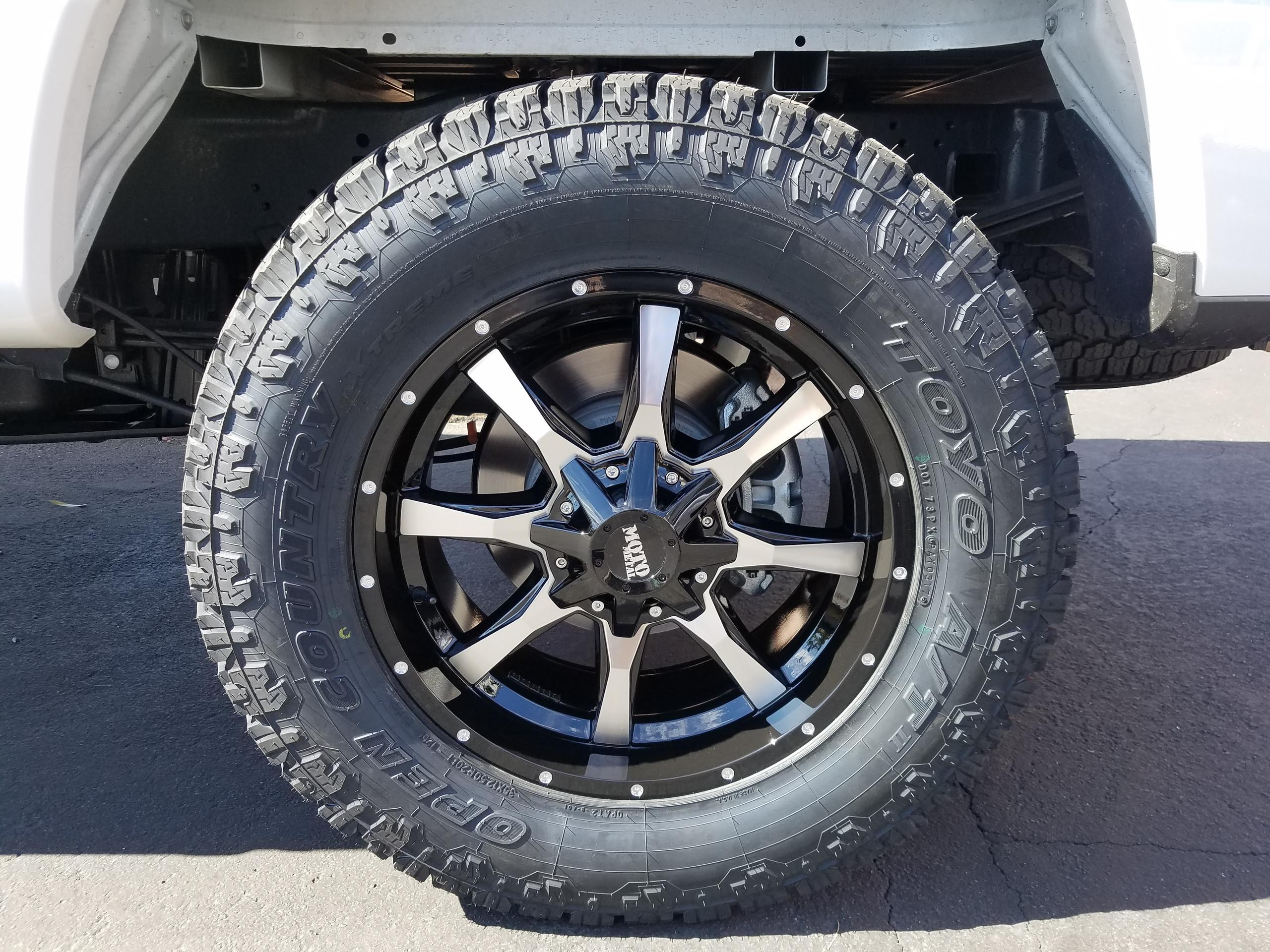 2017 FORD F250 SUPERDUTY FX4