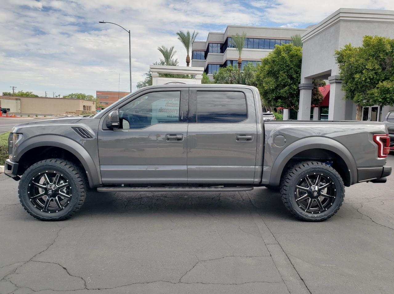 2018 Ford Raptor Magnetic