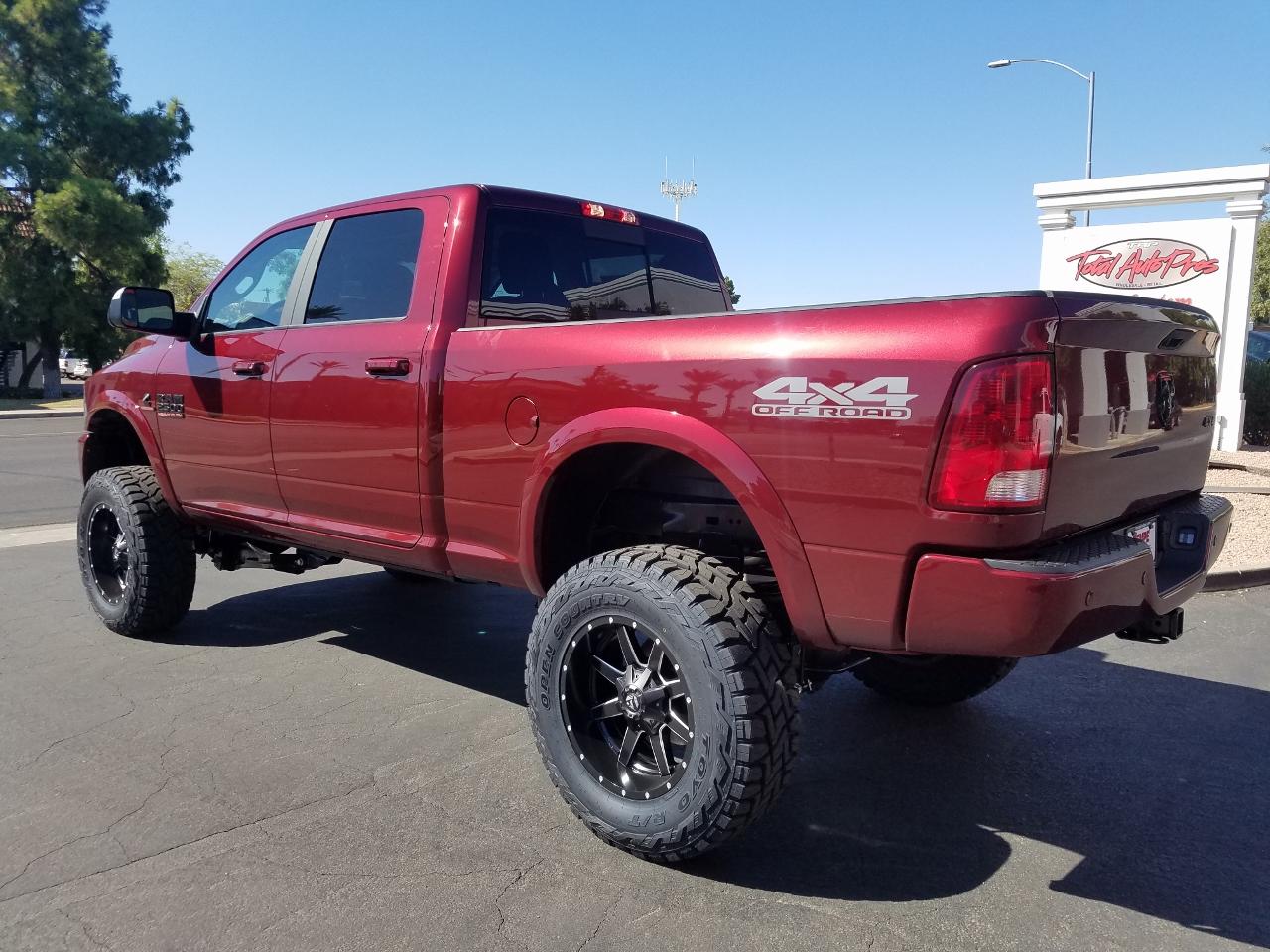 2018 Dodge Ram 2500 Big Horn