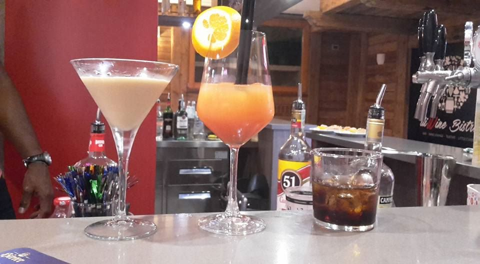 Cocktails al nostro Bistrò