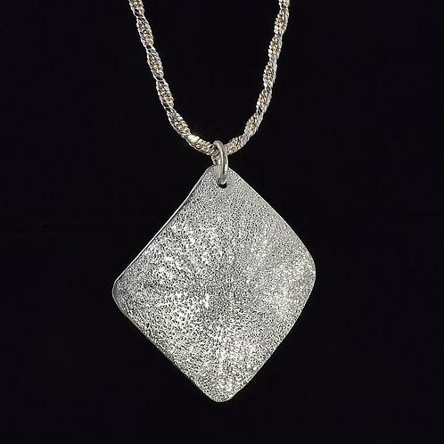 Silver Kite Pendant