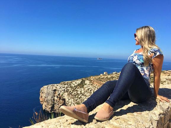 Desbravando Malta: Blue Grotto, em Malta, um passeio inesquecível