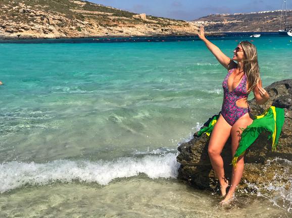 Desbravando Malta – Comino e sua Blue Lagoon