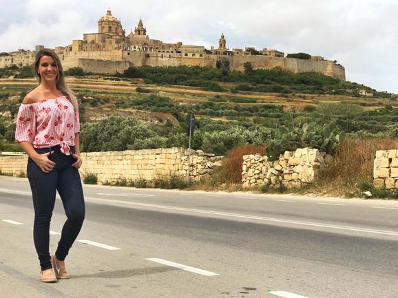 Desbravando Malta – Mdina, a cidade do silêncio