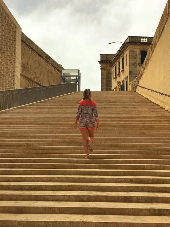 Desbravando Malta – A capital Valletta