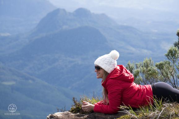 O ar puro e a superação de limites na Pedra Branca de Alfredo Wagner