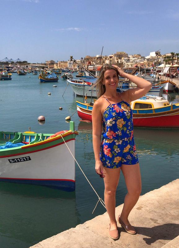 Desbravando Malta – Marsaxlokk e St Peter´s Pool