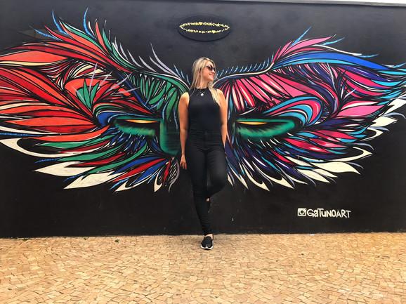 Um dia com muitas cores em São Paulo