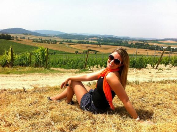 Por trás dos muros de Monteriggioni