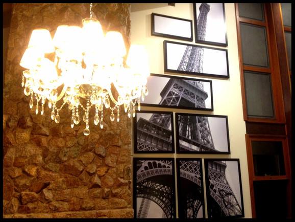 Agora nós temos Café Paris em Palhoça