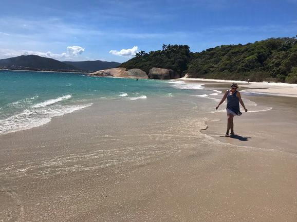 Um passeio incrível na Ilha do Campeche, em Florianópolis