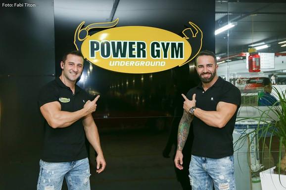 Power Gym, muito mais que academia