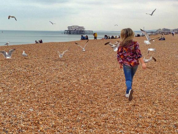 Brighton, um lugar lindo do litoral da Inglaterra (e pertinho de Londres)