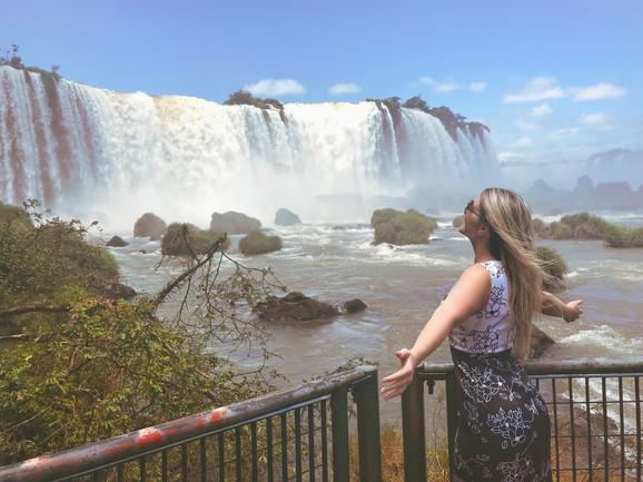 Cataratas do Iguaçu e Parque das Aves, lugares incríveis em Foz do Iguaçu