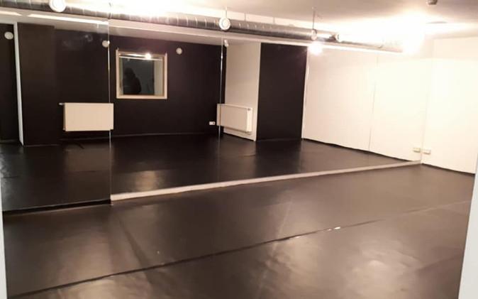 Le studio Silver