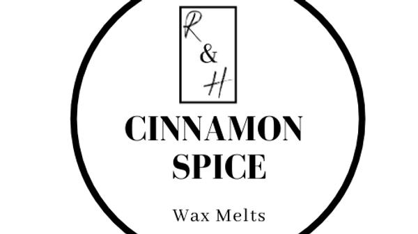 Cinnamon Spice  Heart Wax Melts