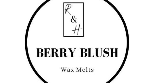 Berry Blush Heart Wax Melt