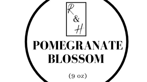 Pomegranate Blossom - Grow me Candle