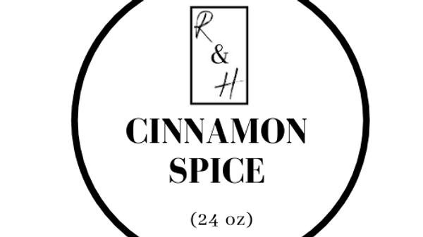 Cinnamon Spice - 3 Wick Candle