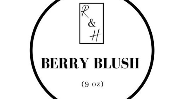 Berry Blush - Grow me Candle
