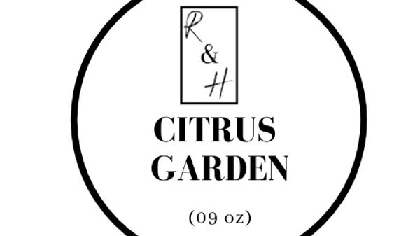 Citrus Garden -Grow Me Candle