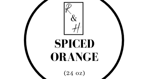 Spiced Orange - 3 Wick Candle