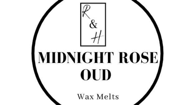 Midnight Rose Oud Heart Wax Melts