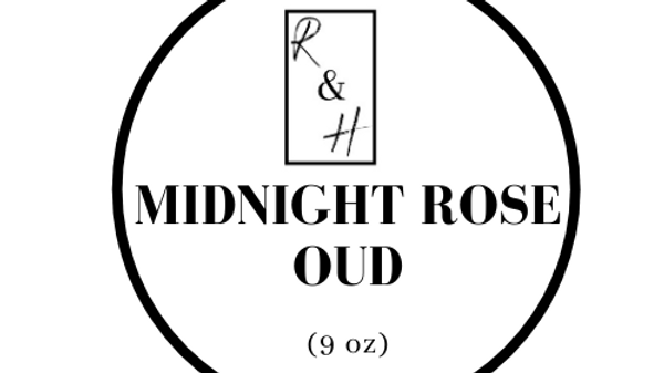 Midnight Rose Oud - Grow Me Candle