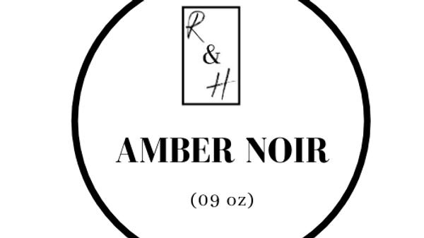 Amber Noir - Grow Me Candle