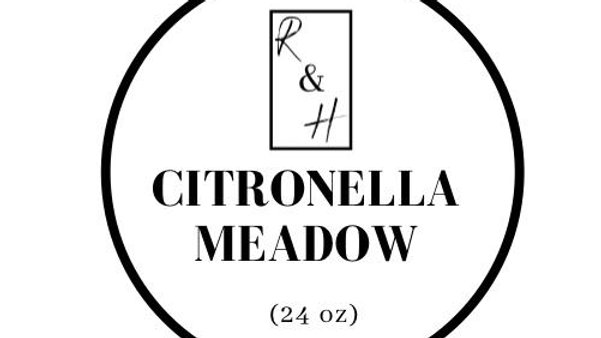 Citronella Meadow - 3 Wick Candle