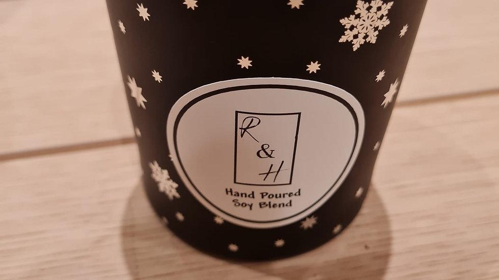Snow Flake Jar