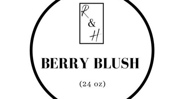 Berry Blush - 3 Wick Candle