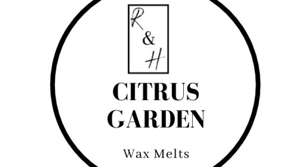 Citrus Garden Heart Wax Melts