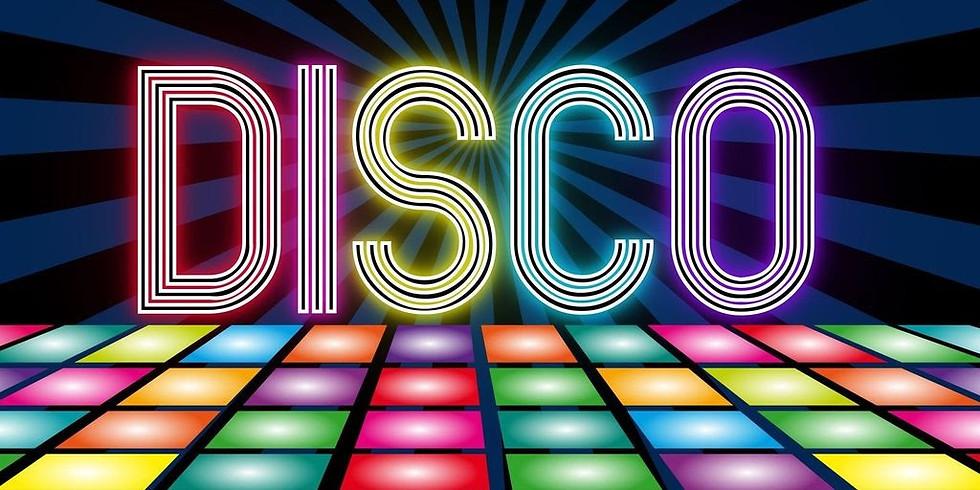 End of term disco
