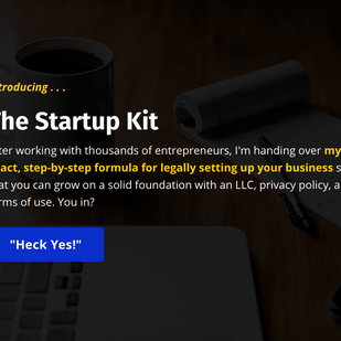 The Startup Kit