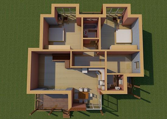 Новый дом Тюмень