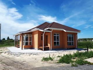 Ещё одна из наших работ быстро обрела нового владельца. Поздравляем и желаем Счастья в Новом Доме!