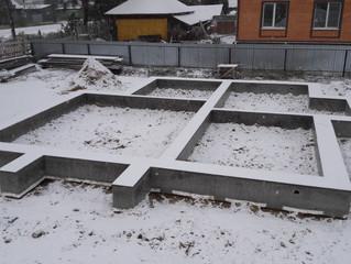 Строительство фундаментов под ключ.