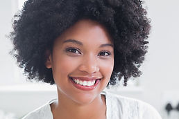 Healthy Smiling Woman