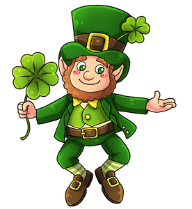 St.Patrick's DayはLeprechaun!