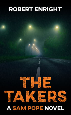 The Takers Kindle Cover April 2020 Updat