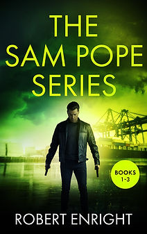 The Sam Pope Series Box Set 1-3 ebook co
