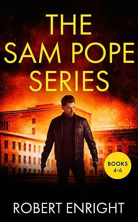 The Sam Pope Series Box Set 4-6 ebook co