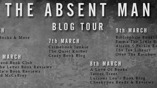 12. The Absent Man - Blog Tour 5th-9th March