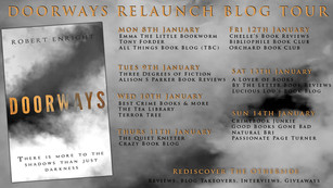 10. DOORWAYS - RELAUNCHED! A thank you to some truly wonderful people!